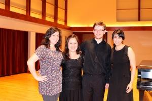 Alex's recital