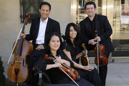 Julstrom String Quartet